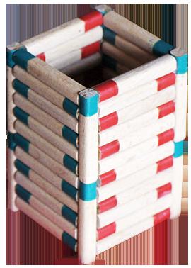 お箸ブロック